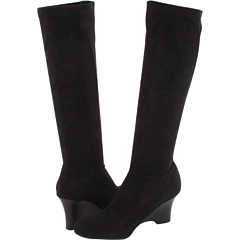 Low Wedge Womens Boot